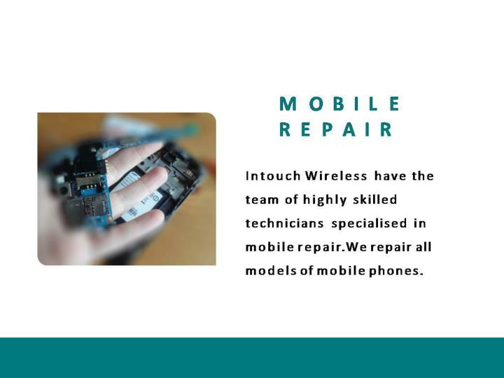 Cell phone repair in brampton intouch wireless