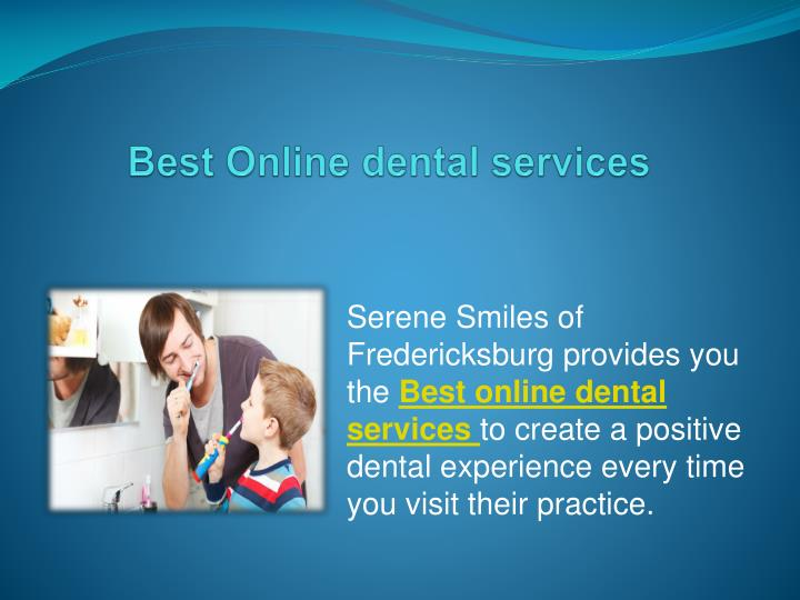 Best online dental services