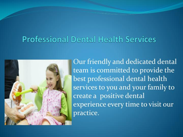 Professional Dental Health Services