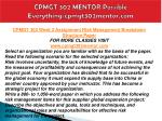 cpmgt 302 mentor possible everything cpmgt302mentor com5