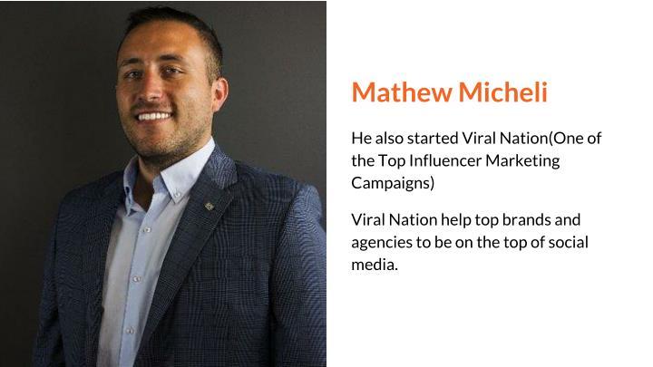 Mathew Micheli