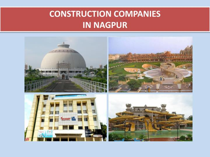Construction companies in Nagpur