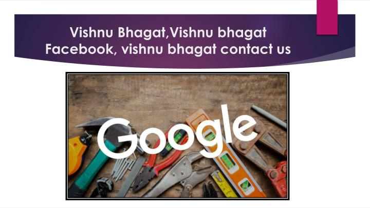 Vishnu bhagat vishnu bhagat facebook vishnu bhagat contact us