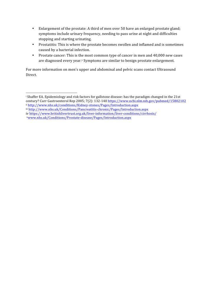 Enlargementoftheprostate:Athirdofmenover50haveanenlargedprostategland;