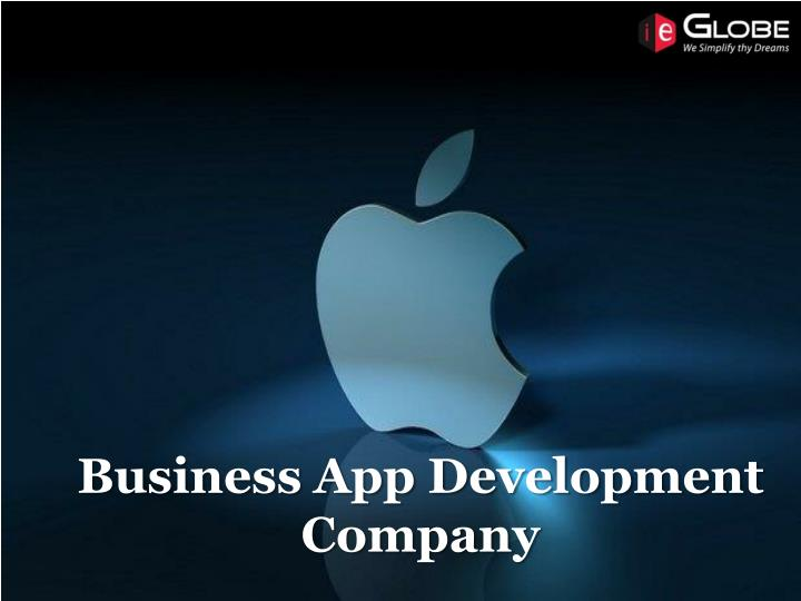 Business app development company