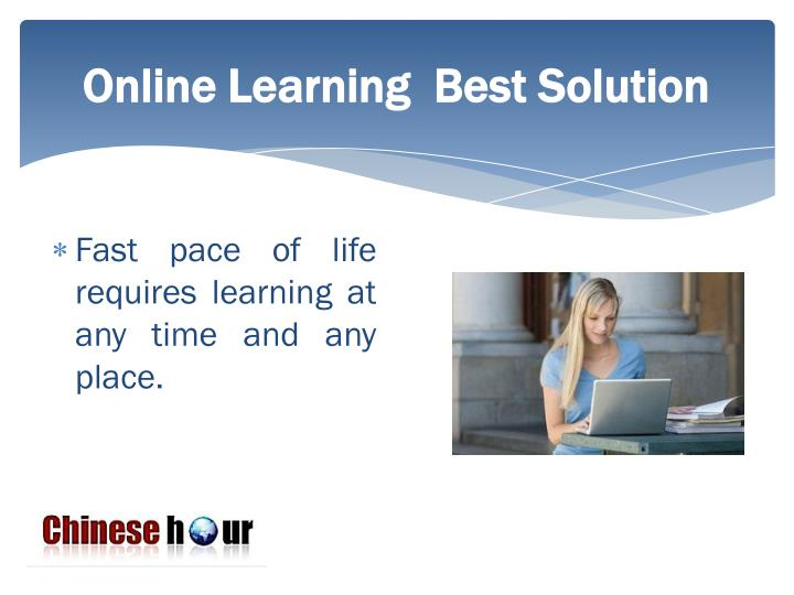Online Learning  Best Solution