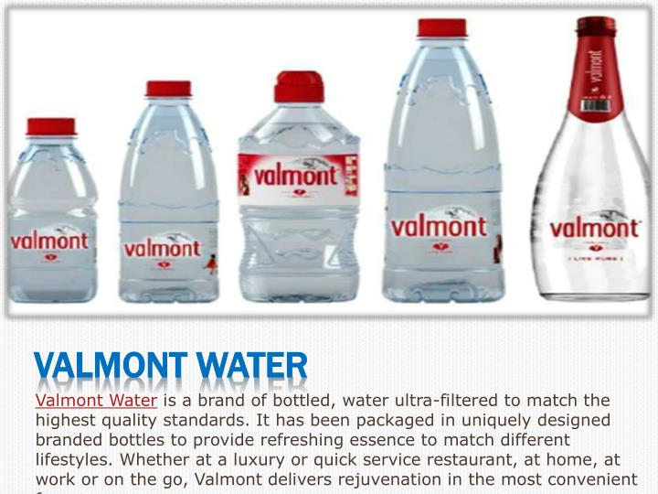 VALMONT WATER