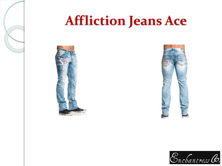 Affliction Jeans Ace
