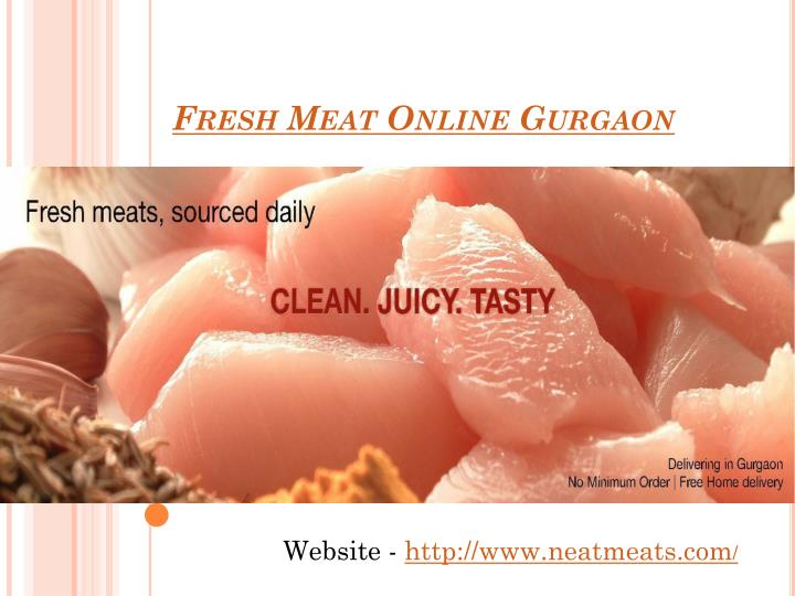 Fresh meat online gurgaon
