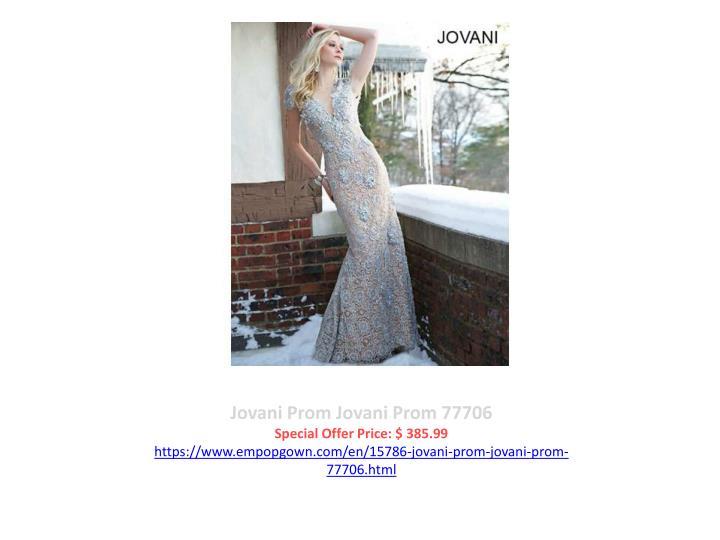 Jovani Prom Jovani Prom 77706
