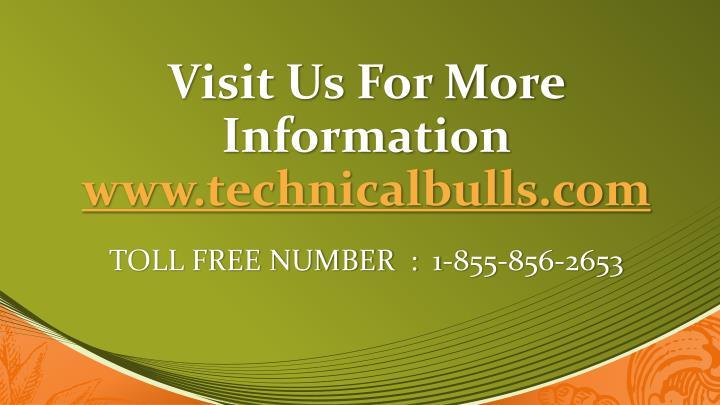 Visit Us For More Information