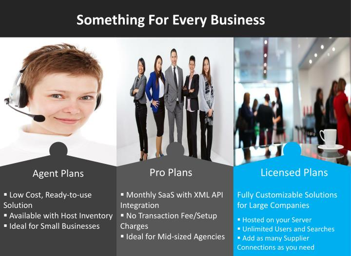 Something For Every Business