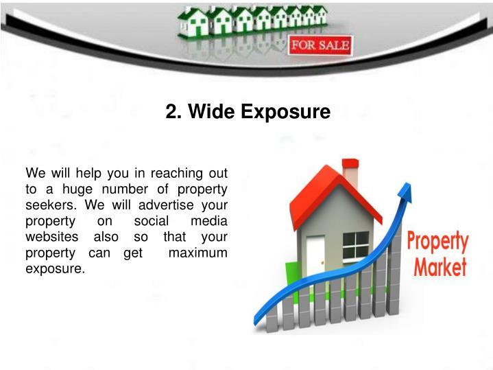 2. Wide Exposure