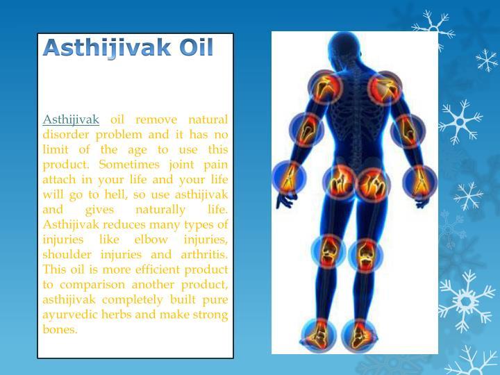 Asthijivak Oil