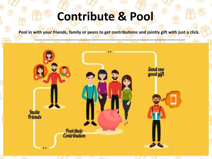 Contribute & Pool