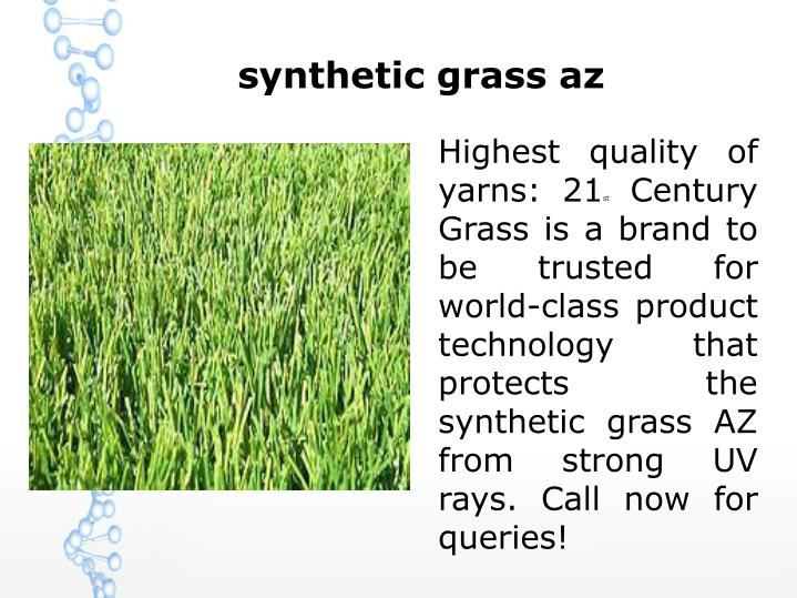 synthetic grass az