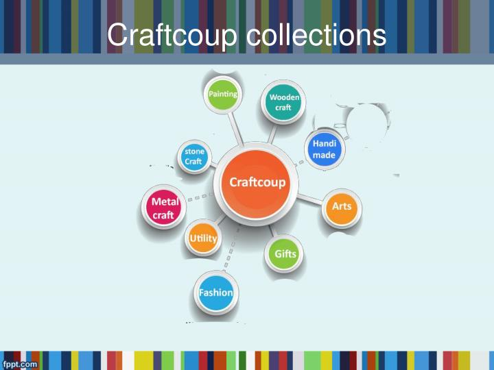 Craftcoup collections