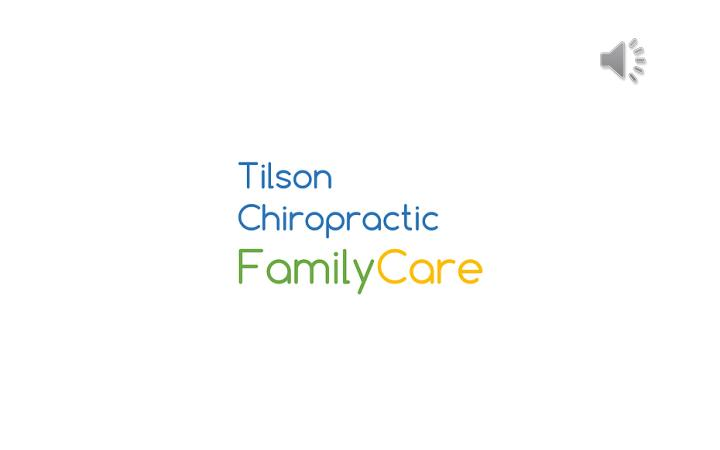 Eliminate your neck pain and back pain by visiting tilson chiropractic familycare