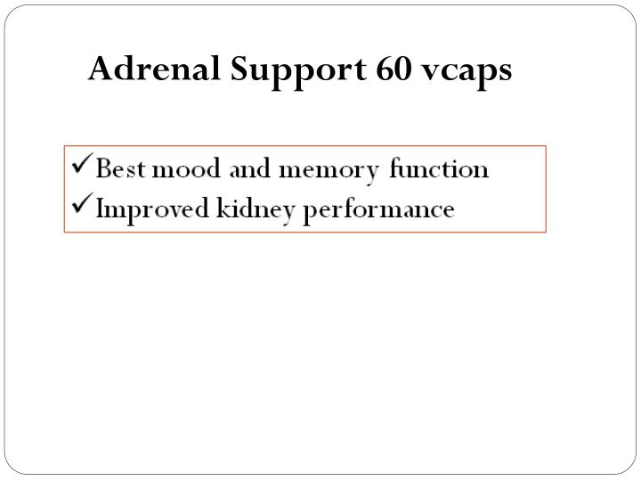 Adrenal Support 60