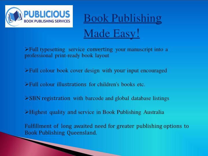 Book Publishin