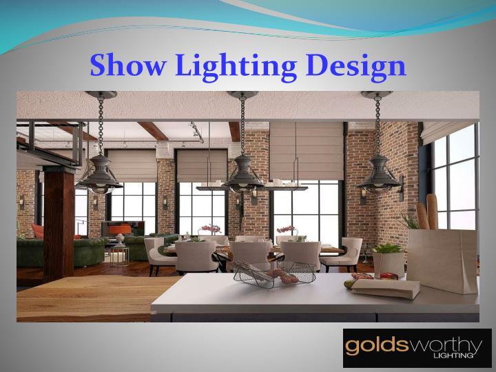 Show Lighting Design