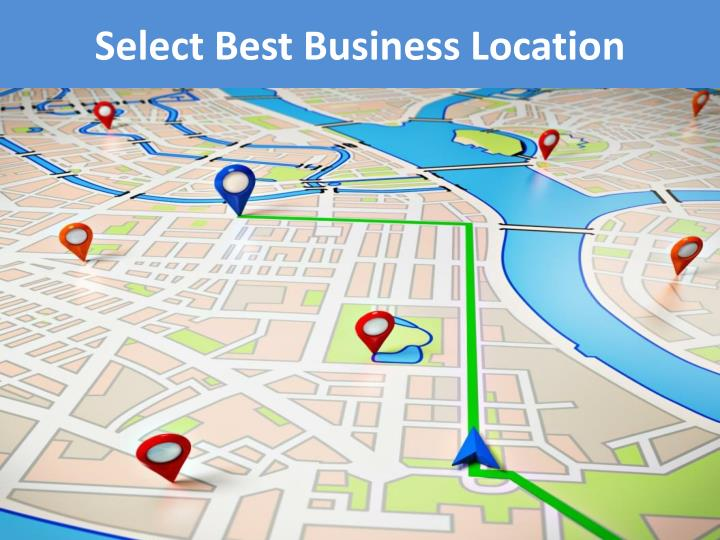 Select Best Business Location