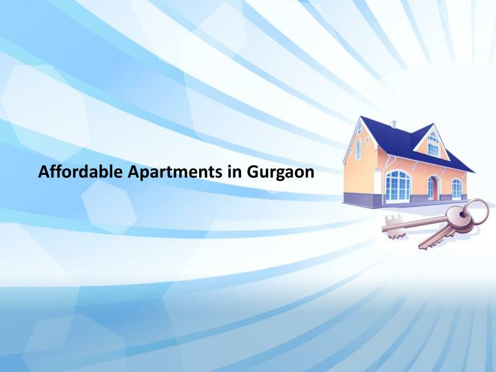 Affordable Apartments in