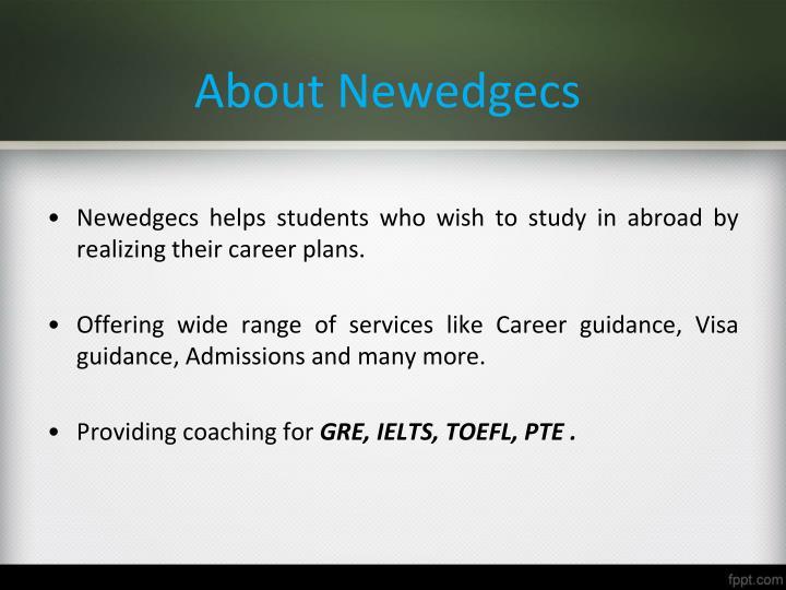 About Newedgecs