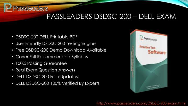Passleaders DSDSC-200