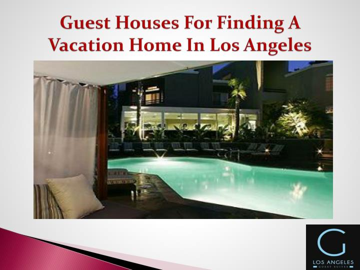 Guest Houses For
