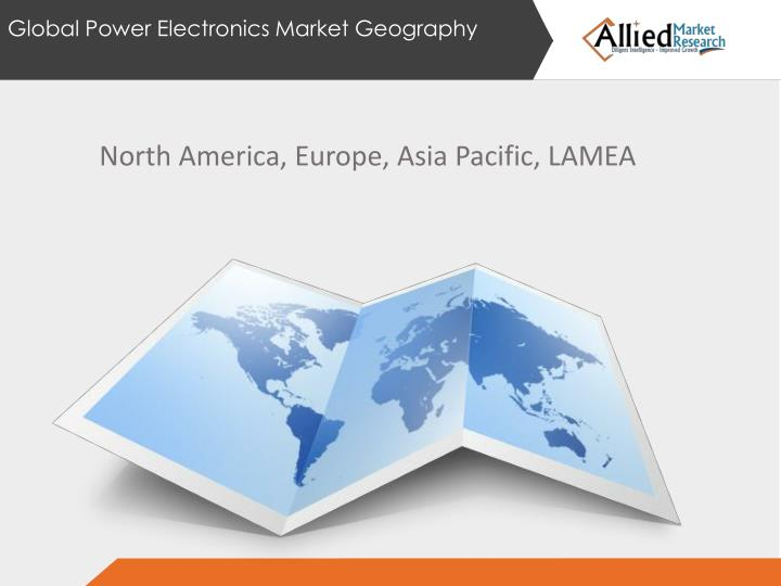 Global Power Electronics Market Geography
