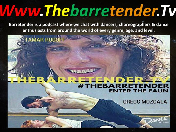 Www the barre tender tv