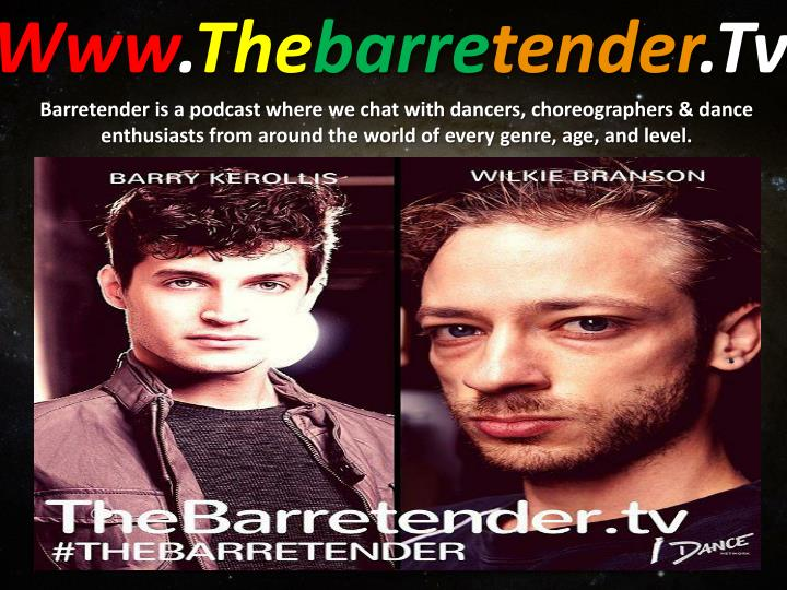 Www the barre tender tv1