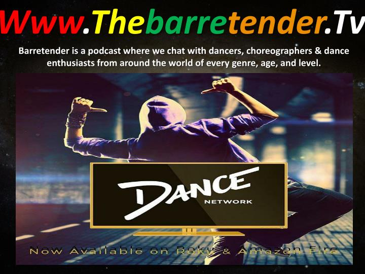 Www the barre tender tv2
