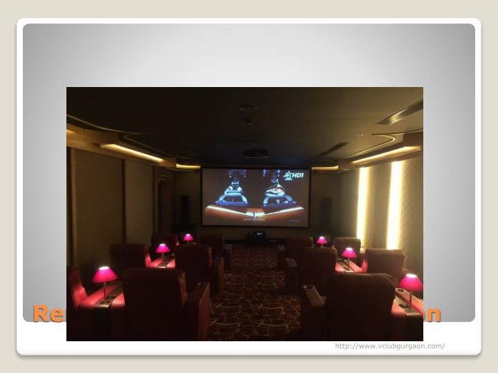 Rent a Movie Theatre in Gurgaon