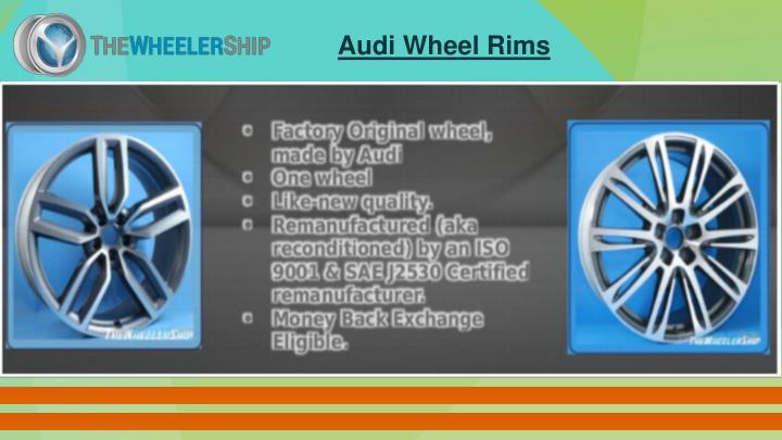 Audi Wheel Rims