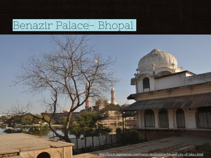 Benazir Palace- Bhopal