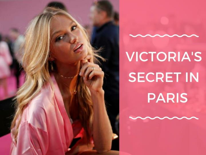 victoria s secret in paris
