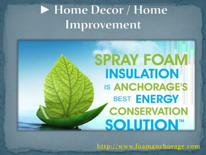 home decor home improvement