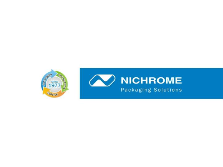 Taste success in salt packaging with nichrome 7452102