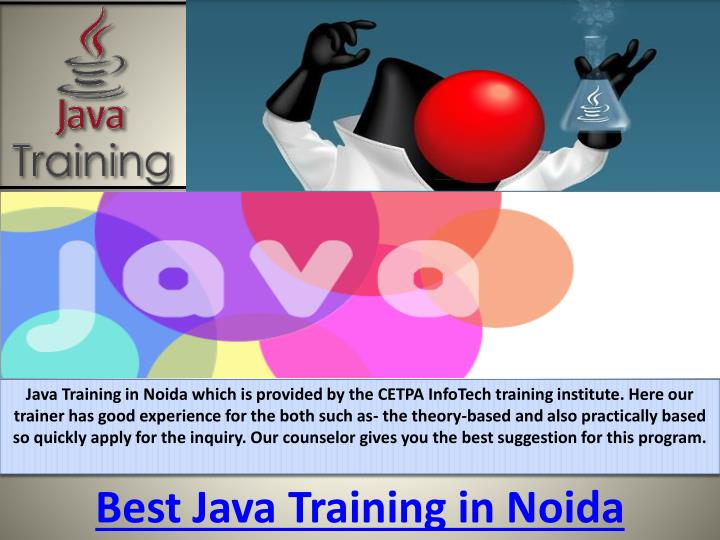 Java Training in