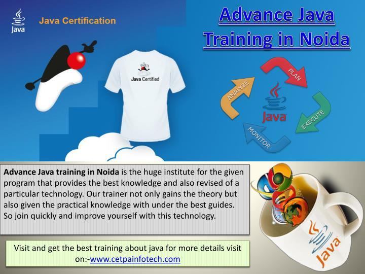 Advance Java Training in