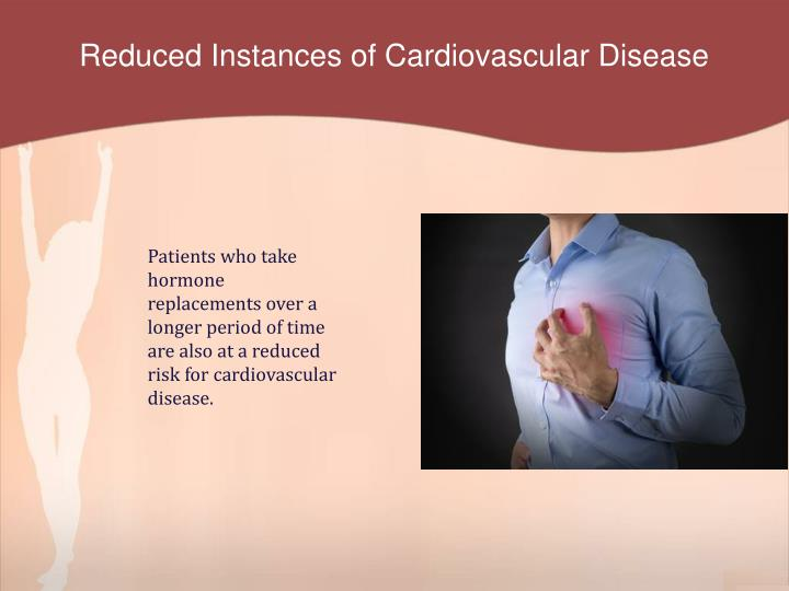 Reduced Instances of Cardiovascular Disease