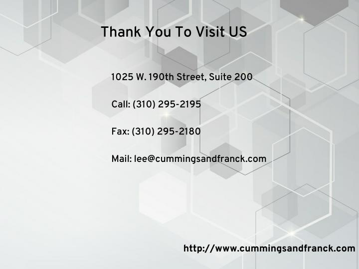 Thank You To Visit US