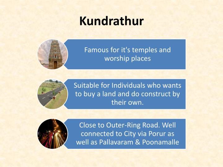 Kundrathur