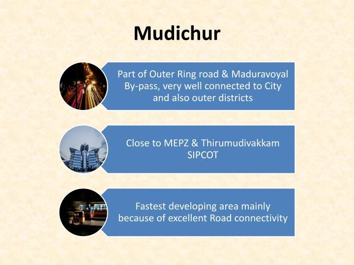 Mudichur