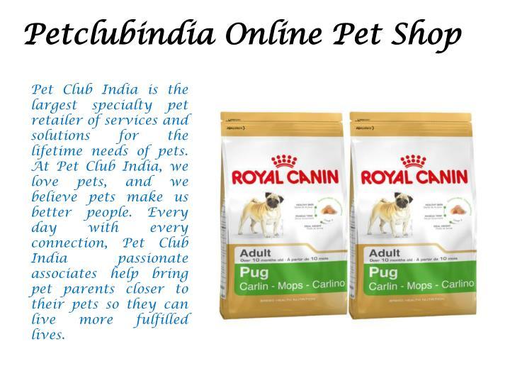 Petclubindia