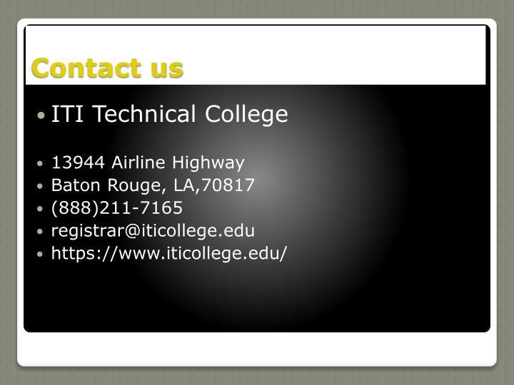 ITI Technical College