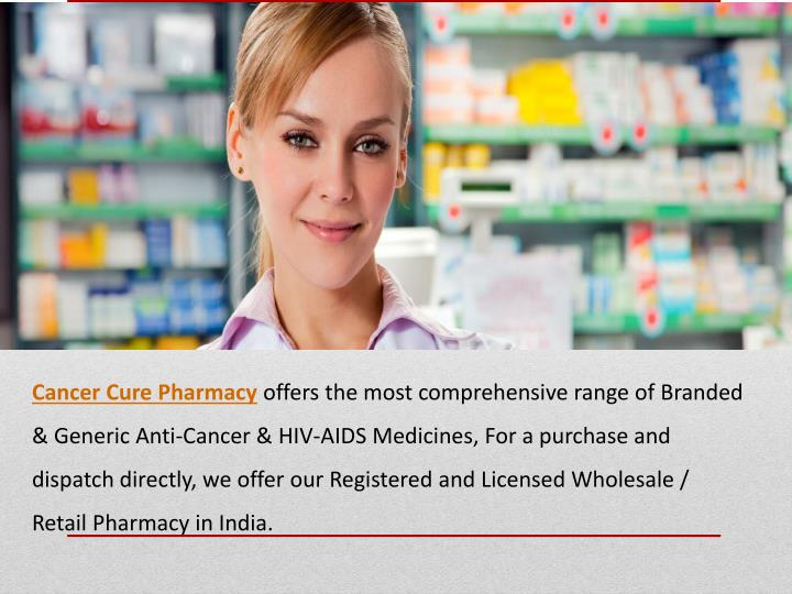 Cancer Cure Pharmacy