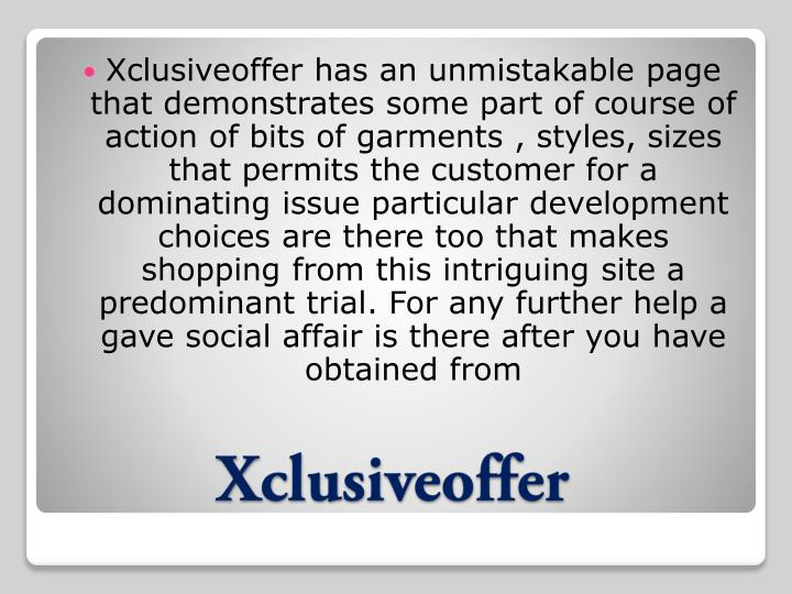 Xclusiveoffer1